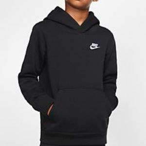 Nike Black Hoodie for Boys
